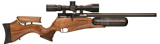 Daystate Red Wolf Hi-Lite Precharged PCP Air Rifle - Walnut